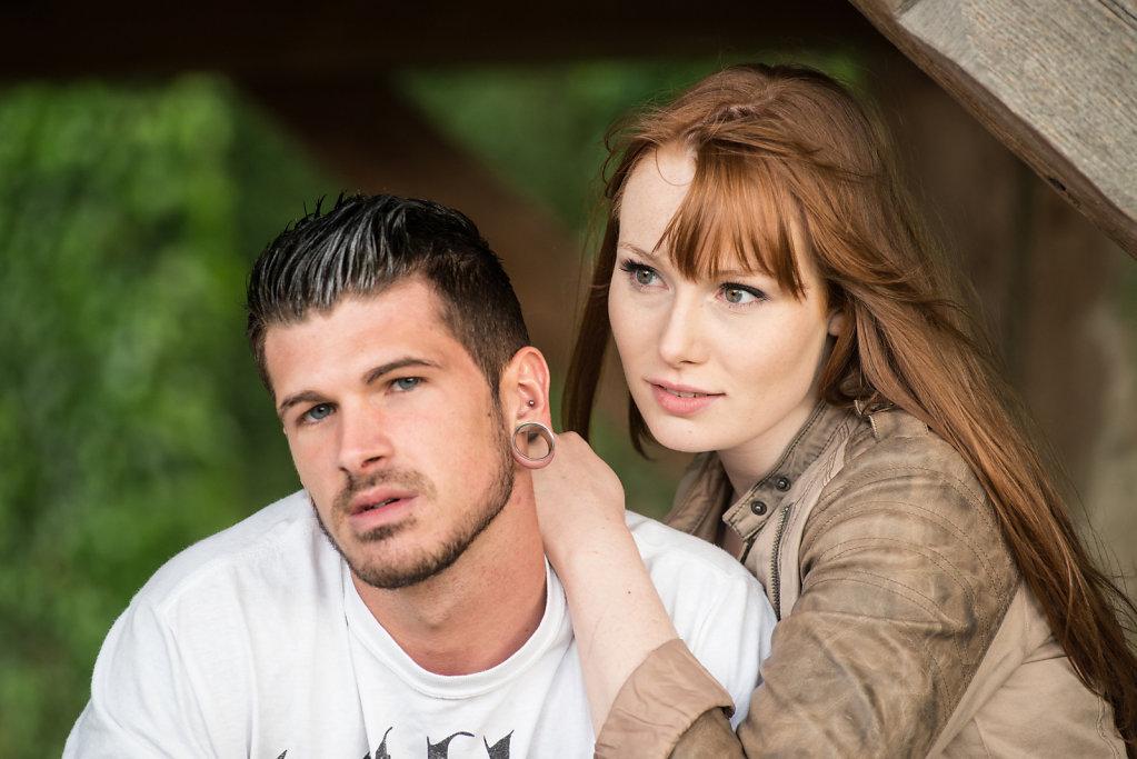 Stefanie und Raffael